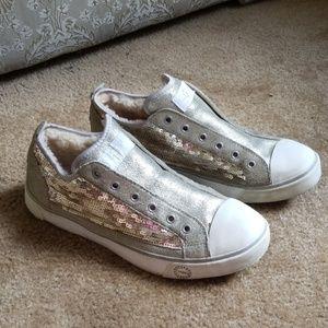 UGG sequin sneakers